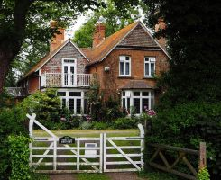 old rectory by awjay