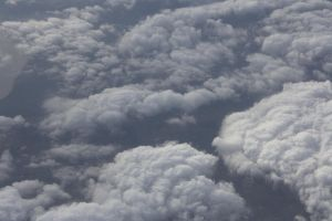 From Above - Clouds 16. by MystStock