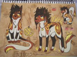 Fererro Reference by Panneh