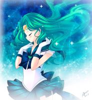 Sailor Neptune by fayyo