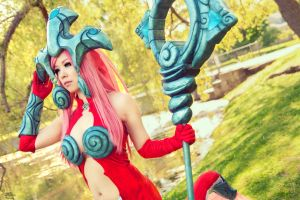 Koi Nami III by EnchantedCupcake