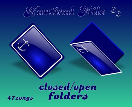 Nautical Mile folders by 47songs