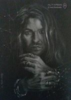 David Garrett - commission by whiteshaix