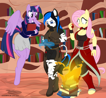 Cooking the Books by Dan-Fortesque