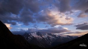 Evening panorama by rdalpes