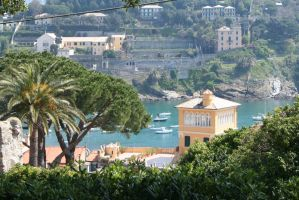 view in Sestri Levante 10 by ingeline-art
