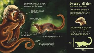 Species Guide - Dredby Glider by Sleyf