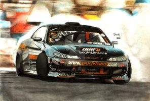 Nissan S15 Driftworks by TarcDnB