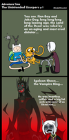 Adventure Time - The Unintended Usurpers p1 by blinkpen