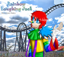 Rainbow Laughing Jack by ShadowsNeko