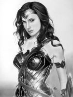 WONDER WOMAN by Leia Olliver by leiaolliver
