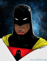 Space Ghost! by ArtNomad
