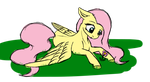 Fluttershy by FullmoonDagger