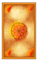 Amber Fire Seal by SpectrumGuardians