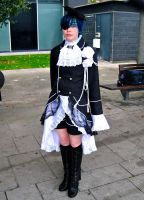 Ciel from Black Butler by ZeroKing2015