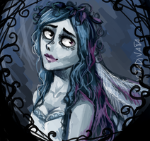 Corpse Bride by VitaDiFata
