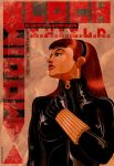 Black Widow Soviet Poster by PaulSizer