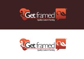 Get Framed logodesign logotype by xnus-art
