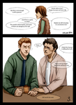 Destiel\Hijack comic - 3 by Hi-Ku