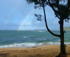 Kauai Rainbow by MogieG123