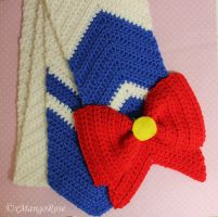 Sailor Moon Scarf Pattern by xMangoRose
