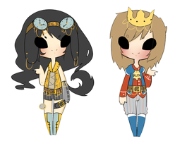 Custom Adopts: 1 by All-G