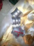 Armor for Abel Nightroad -Trinity Blood by TheCrimsonPrincess