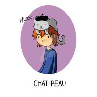 Chat-peau by CrispyLettuce