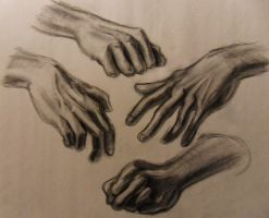 Hands by buster126