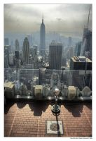 Top of the Rock by enci