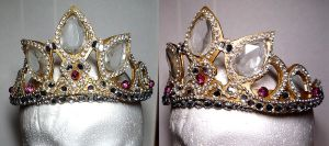 Lost Princess Crown by sadwonderland