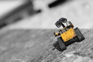 WALL E 1 by im-sorry-thx-all-bye
