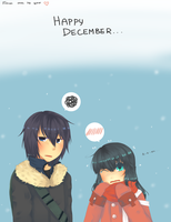 December-ness by Kahmelion