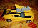 Transformers/Autobots Collecter's - Bumblebee. by nejo233