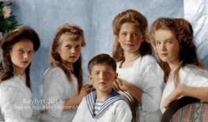 Children Of The Tsar by Poison-Ivy-Alice