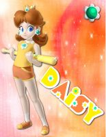 Princess Daisy Wallpaper by 1kamz