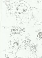TLK 3: The Return page Four by Veryfunnyguy