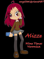 Alizze by angell0o0
