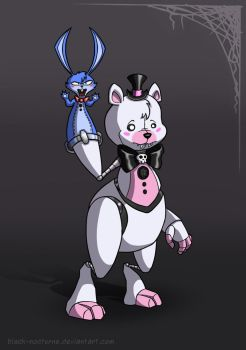 Funtime Freddy by Black-Nocturne