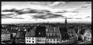 Nuremberg Panorama by deaconfrost78