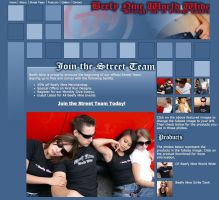 Beefy Nine Street Team by cjgraphix