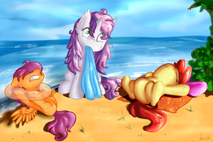 A summer to remember by kasiata