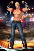 Jacky Bryant(C11) Dead or Alive 5 Last Round by XKamsonX