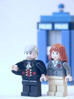 Liz and The Doctor by AndrewStone