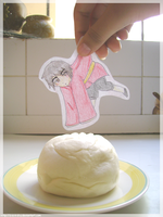 :APH: No bun for you today D: by Hetalia