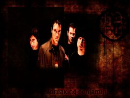Breaking Benjamin by Pariah73