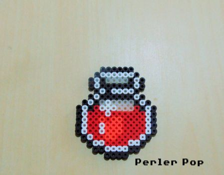 LOZ A Link to the Past Bottle Perler by Perler-Pop
