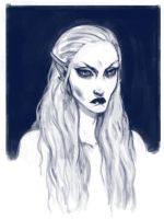 Commission Sketch: Alirice by LouiseSoMadness
