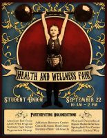 Health and Wellness Fair by BebeRequin