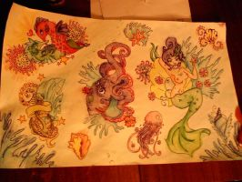 under water flash sheet1 by gothicsushi